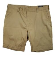 Mens Polo Ralph Lauren Performance polyester shorts size 38 brown
