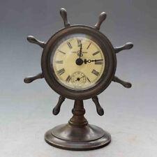 Originality The copper Pendulum Rudder modelling Mechanical Watch Antique