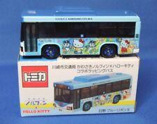 HINO Kawasaki Kotsu x Sanrio Hello Kitty Local Bus Tomica Takara Tomy Japan