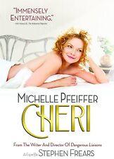 CHERI DVD Brand New & Sealed - Rupert Friend, Kathy Bates, Michelle Pfeiffer
