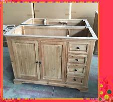 Vintage Bathroom Vanity Gaston1200 Wood Marble or Granite Top