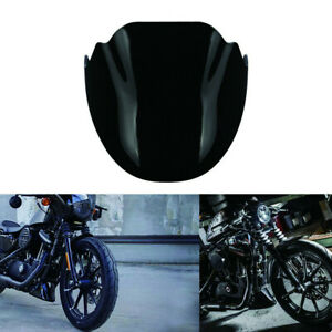 Car Front Chin Spoiler Fairing Mudguard Covers For Harley Sportster XL883 XL1200