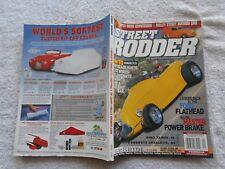 STREET RODDER (Magazine)-APRIL,2001