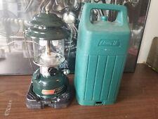 Vintage 1988 Coleman Powerhouse Double Mantle Green Lantern Case 12 88