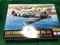 Tamiya 1/32 Aircraft Series No.19 Royal Air Force Supermarine Spitfire Japan F/S