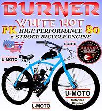 66cc/80cc 2-Stroke Motorized Bike Kit And 26� Cruiser Bike Diy Powerful Complete