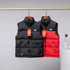 Neu Herbst Winter North Fa Outdoor Weste verdickte Softshell Jacke Daunenjacke