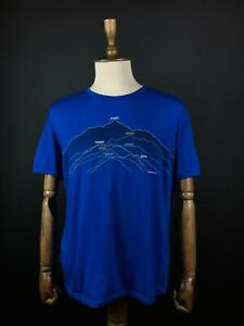 Icebreaker Merino Wool T-Shirt Size XL