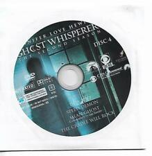 Ghost Whisperer Season 2/4 DVD disc only Free Shipping USA Very Good Condition