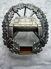 2 Stück Bundeswehr Barettabzeichen Panzerjägertruppe Metall Bw Barett Abzeichen