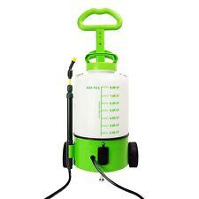 Spargo Trolley Battery 8L Litre Sprayer Pump Garden Weed Killer Knapsack