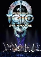 Toto - 35th Anniversary Tour Live in Poland [New DVD]