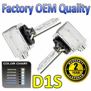 Mercedes E Class W212 09-on D1S HID Xenon OEM Replacement Headlight Bulbs 66144