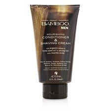Alterna Bamboo Men Nourishing Conditioner & Shaving Cream 250ml All Hair Types