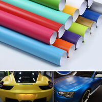 Car Auto Body Pearl Metal Matte Chrome Vinyl Sticker Protector Film Wrap Decal