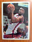 Carte Fleer Collection Basketball ?? 1994 1995 Nets #150 Armon Gilliam