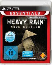 PS3 Spiel Heavy Rain - Move Edition NEUWARE