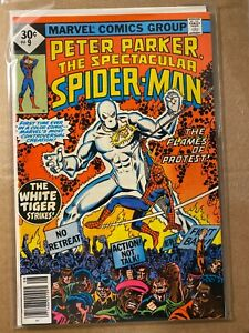Spectacular Spider-Man #9 Whitman Variant Bronze Age Marvel! I combine Shipping!