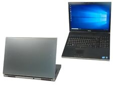 Dell Precision M6500 Core i7 Quad Core 1.87GHz 8GB 500GB AMD Radeon HD Laptop
