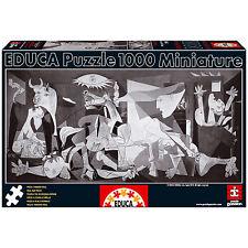 PUZZLE 1000 PIEZAS TEILE PIECES - MINIATURA GUERNICA PABLO PICASSO - EDUCA 14460