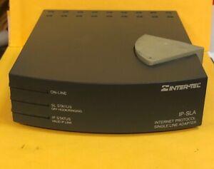 Refurbished Intertel Axxess 770.3000 IP SLA Adapter