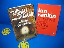 Libro Dos libros EL HOMBRE QUE SE ESFUMO y LA MUERTE NO ES EL FINAL