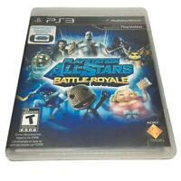 All-Stars Battle Royale (Sony PS3, 2012)