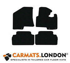 Kia Sportage 2010 - 2015 Tailored Car Floor Mats Complete Fitted Set in Black