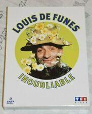 COFFRET 3 DVD LOUIS DE FUNES INOUBLIABLE COMME NEUF