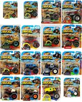 NEW MODELS 2020 HOT WHEELS MONSTER TRUCKS FYJ44 SCALE 1:64 ASSORTMENT CHOOSE ONE