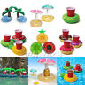 Inflatable Floating Swimming Pool Bath Beach Drink Can Cup Beer Holder Toy Boat