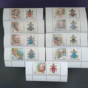 Vaticano año 2000 Citta Del Vaticano Ano Santo (Serie Completa) MNH