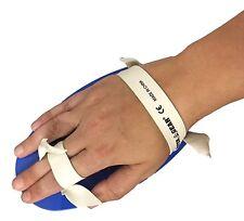 Swimming Training technique Learn to Swim Hand PADDLES Aquatic Aqua Gloves 9334