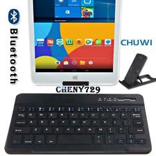 """For 7"""" 8"""" CHUWI Tablet Slim Wireless Bluetooth Keyboard + Stand Holder"""