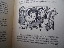 EN TRAMWAY...SCÈNES DE TOUS LES JOURS  Francis Redan  Illustrations de Simons