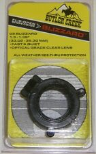 """Butler Creek Blizzard Scope Cover #2 1.3-1.39"""" Clear"""