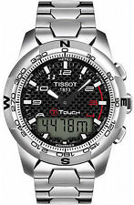 New Tissot T-Touch II Men's Watch T047.420.44.207.00