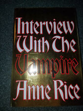 Vampire Chronicles: Interview with the Vampire 1 by Anne Rice - SIGNED - 2005