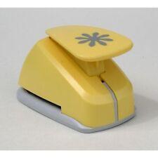 Woodware 1.5 pulgadas Daisy Flor troquel de palanca Cardmaking Confeti Crafts 38mm