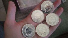 Monete 10 Franchi Francesi (Argento 900)