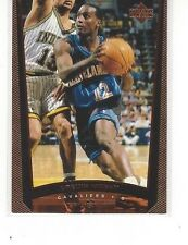1998-99 UPPER DECK BASKETBALL BRONZE BREVIN KNIGHT #216 - #044/100 CAVALIERS