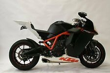 R&G RACING Aero Crash Protectors, KTM RC8R *BLACK*
