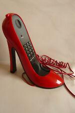 TELEPHONE CHAUSSURE ESCARPIN ROUGE