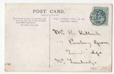 Penshurst [A] 7 Sep 1904 Single Ring Postmark Kent 788b
