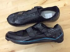 Shimano WR84 SPD-SL Ladies Road shoes,black,size 40, Rrp £149.99 New Without Box