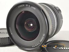 Canon EF-S 10-22mm F3.5-4.5 USM [EXCELLENT] from Japan (12041)