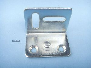 Pack of 10 adjustable strong angle brackets