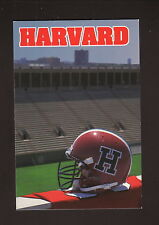 Harvard Crimson--1994 Football Pocket Schedule--Cambridge Trust