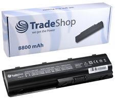 Batería 8800mah para hp compaq hstnn-ub1g mu09xl 593562-001 hstnn-ub0w
