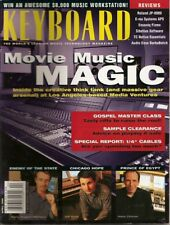 Keyboard Magazine, April 1999, Movie Music Magic, Roland JP-8080